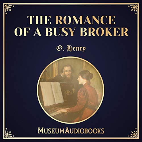The Romance of a Busy Broker cover art