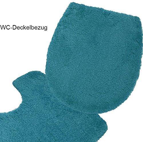 Dyckhoff 0900524489 badmat Opal, 47/50 cm, petrol