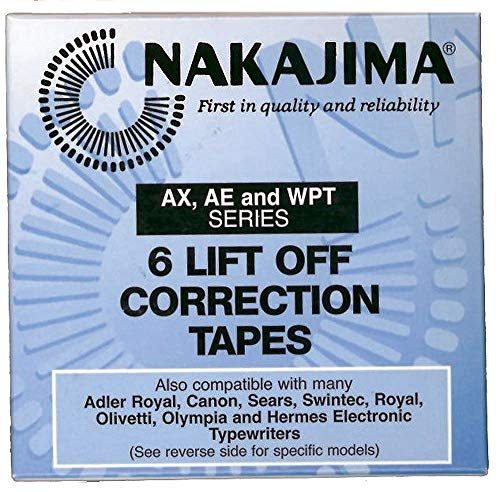 Nakajima WPT-150 Máquina de Escribir electrónica