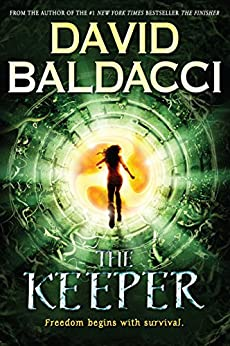 The Keeper: Extra Content E-book Edition (Vega Jane, Book 2) by [David Baldacci]
