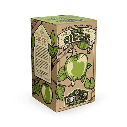 Craft A Brew Hard Cider Brew Kit