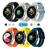 YaYuu Bracelet de Montre pour Samsung Galaxy Watch Active/Active2 40mm/44mm, 20mm...