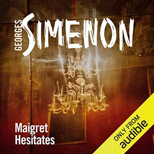 Maigret Hesitates cover art