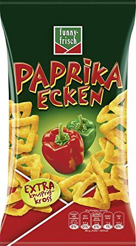 funny-frisch Paprika Ecken