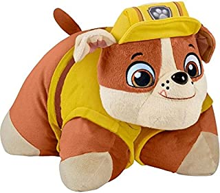 Pillow Pets Nickelodeon Paw Patrol, Rubble, 16