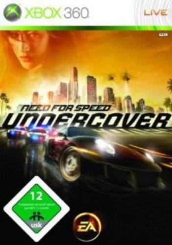 test Need for Speed: Undercover X-Box 360 Deutschland