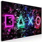 murando Cuadro Mega XXXL para consola de videojuegos 170x85 cm Cuadro en Lienzo en Tamano XXL Grande Gigante Imagen Para...