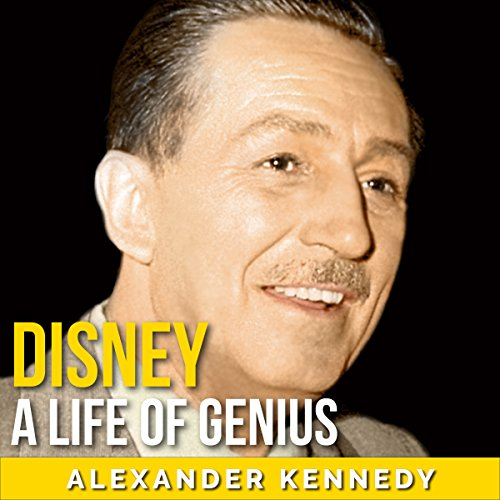 Disney audiobook cover art
