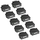 Speedy Inks Compatible Toner Cartridge Replacement for Dell B2375 593-BBBJ (Black, 10-Pack)