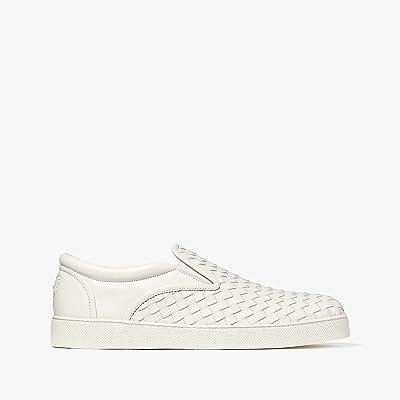 Bottega Veneta Dodger II Slip-On Sneaker (White) Men
