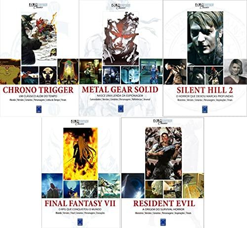 Coleção OLD!Gamer Classics (5 Volumes)
