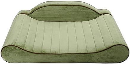 Pet Waterloo Pet mat - Kennel Removable and Washable Warm Seasons Golden Retriever Pet Mattress Sofa Large Medium and Smal...
