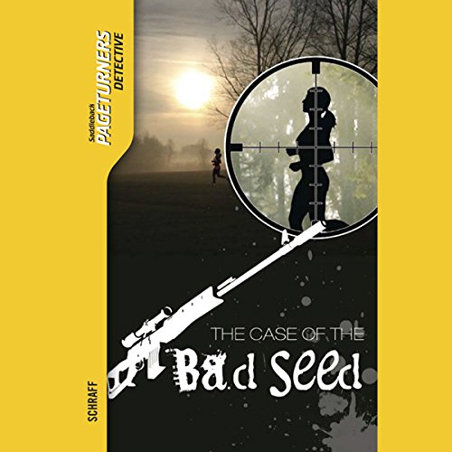 The Case of the Bad Seed audiobook cover art