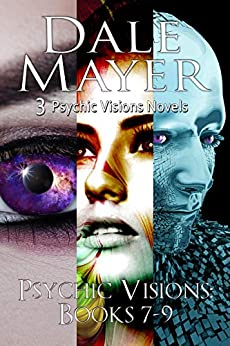 Psychic Visions: Books 7-9 by [Dale Mayer]