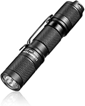 LUMINTOP TOOL AA 2.0 EDC Flashlight, Pocket-sized Keychain Flashlight, Super Bright 650 Lumens, 5 Modes with Mode Memory, ...