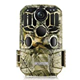 TOGUARD WiFi Trail Camera 20MP 1296P Game Camera Motion Activated...