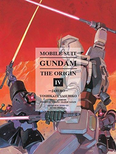 Mobile Suit Gundam: THE ORIGIN, Volume 4: Jaburo.