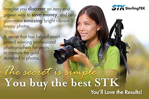 STK's Canon LP-E17 Charger for Canon EOS Rebel T6i, T6s, EOS M3, 750D, 760D, 8000D, Kiss X8i Cameras, LC-E17 Charger