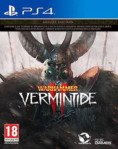 Warhammer Vermintide 2 Deluxe Edition - Special - PlayStation 4 [Importación italiana]
