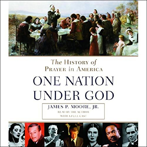 Prayer in America (One Nation Under God) audiobook cover art