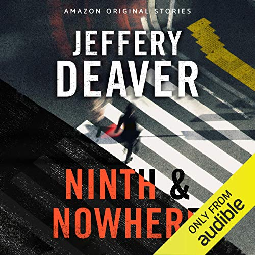 Ninth and Nowhere audiobook cover art