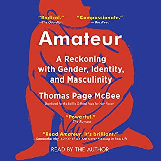 Amateur audiobook cover art