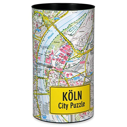 Extragoods City Puzzle Köln Premium Puzzle Erwachsenenpuzzle Spiele Puzzle Städtepuzzle