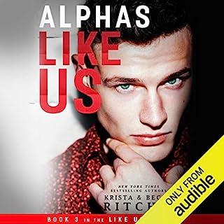 Page de couverture de Alphas Like Us