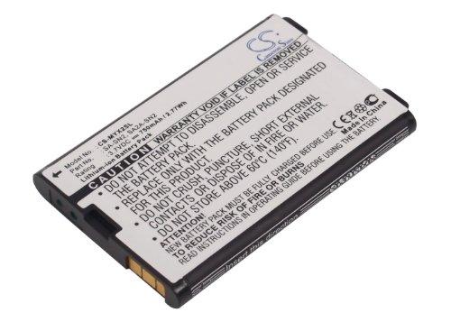 Battery for Sagem MYX2 MYX-2 MYX3-2 SA2A-SN2 SA-SN2 3.7V 750mAh