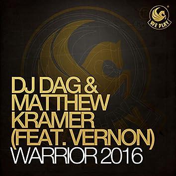 Warrior 2016 (feat. Vernon)