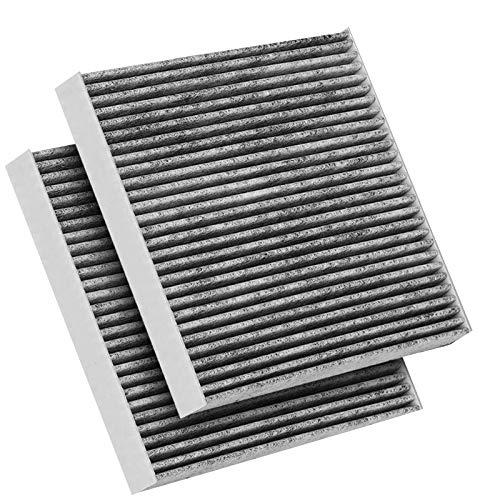 Monland Filtro de Aire Interior 80292-SDA-A01 para MDX RL TL TSX Accord CR-V 80292-SDG-W01