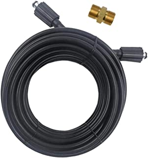 KESOTO Pipe For High Pressure Cleaners For Karcher - Black, 10 Meter