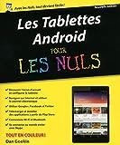 Les Tablettes Android pour les Nuls, nouvelle édition - First Interactive - 19/03/2015