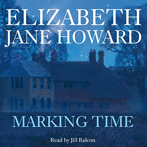 Marking Time audiobook cover art