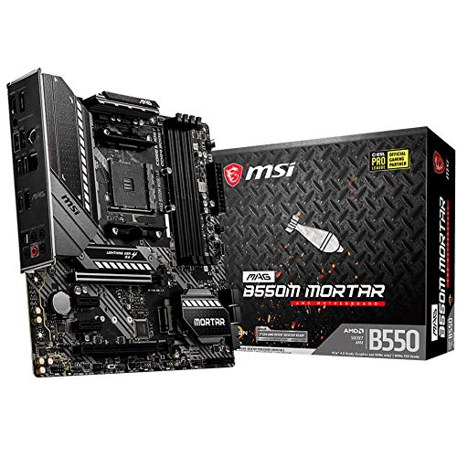 MSI MAG B550M Mortar AM4 DDR4, 7C94-006R
