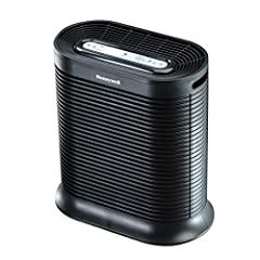 LARGE ROOM AIR PURIFIER: Recommended for large rooms (up to 310 square feet) this True HEPA Allergen Remover Air Purifier helps capture up to 99.97% of airborne particles as small as 0.3 microns. EASY TO USE: With quiet operation, Easy Tap controls &...