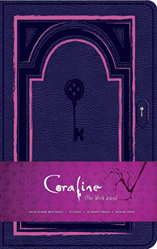 Coraline Ruled Journal
