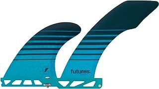 Future Fins Vector II 2+1 Hatchet Longboard V2 skeg and sidebite surfboard fin set