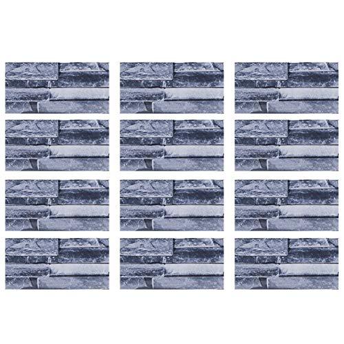 FOLOSAFENAR Adhesivos para Azulejos, no se desvanecen fácilmente Adhesivo para Suelo para inquilinos para Paredes y Azulejos(KIT041)