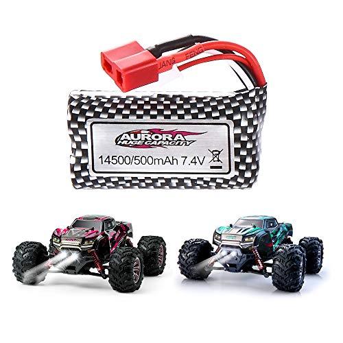 VATOS Batterie für Ferngesteuertes Auto 4WD Elektro RC Auto 26 km/h Hochgeschwindigkeits 1:20 RC Monster Truck