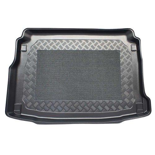 MTM Tapis de Coffre pour 308 II 08.2013- sur Mesure, Bac de Protection Antiderapant, Utilisation*: Hatchback Haut (seuil de Chargement Plat); avec l