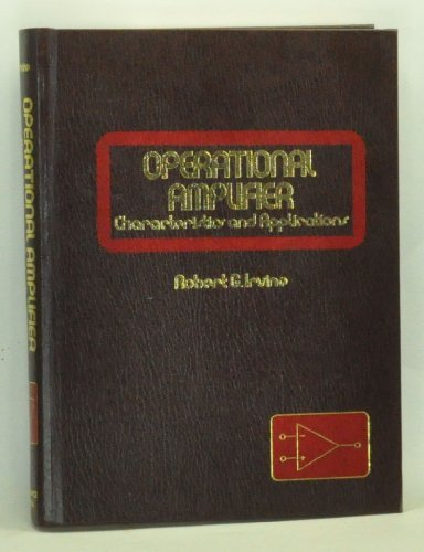 Operational amplifier characteristics and applications