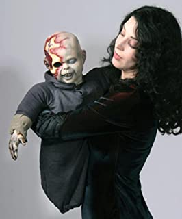 Costumes For All Occasions Ta309 Zombie Zack Latex Puppet