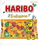 HARIBO 0008011 Frutissima Veggie, 1 Kg