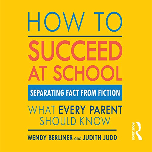 How to Succeed at School cover art