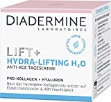DIADERMINE Lift+ Hydra-Lifting Tagespflege Tagescreme H2O, Straffende Anti-Age Pflege, 1er Pack (1 x 50ml)