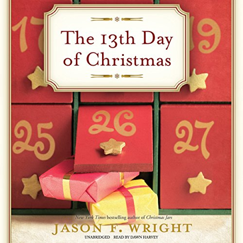 The 13th Day of Christmas audiobook cover art