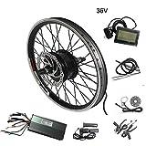 WENHU 29 Pulgadas 48v 1000w-bicicleta eléctrica Batería Bicicleta eléctrica Kit de conversión Rueda de Motor Bicicleta Ebike E