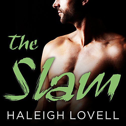 The Slam audiobook cover art