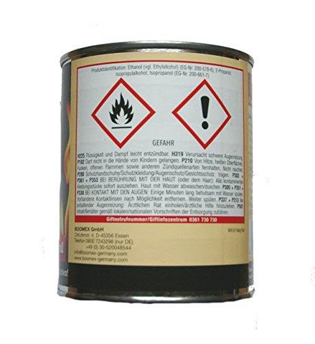 Flash - Brenngel 250 ml Dose
